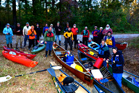 Wolf River WRC Annual Guide Appreciation/ Training Full Moon Paddle